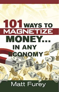 101 Ways to Magnetize Money...in Any Economy Book Cover