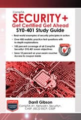 Security+ (SY0-401) Study Guide