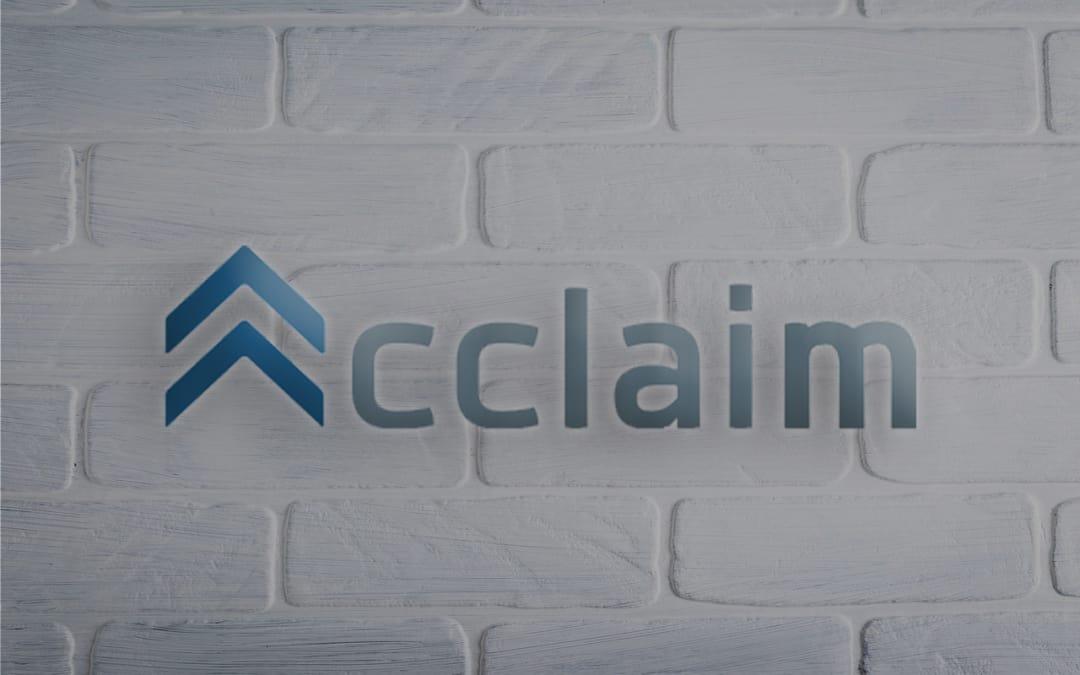 Acclaim Logo on White Background