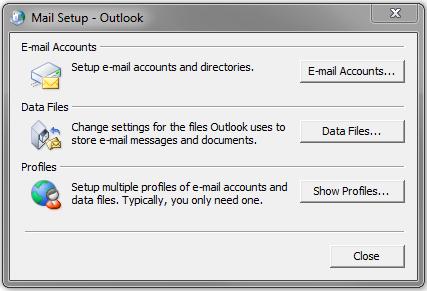 mailsetup
