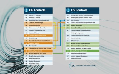 The Difference Between CIS Controls v7.1 to v8