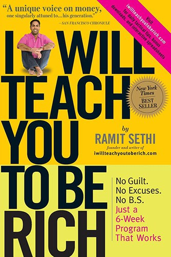 I Will Teach You To Be Rich Book Review
