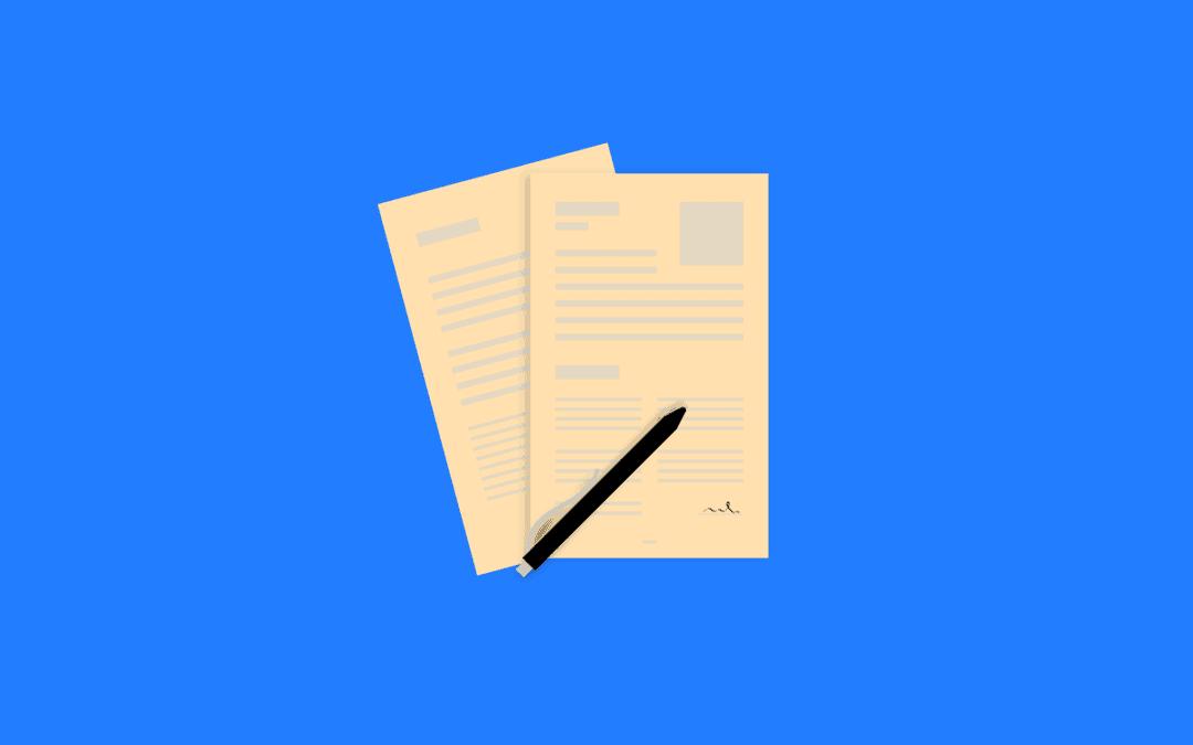 Example Job Application Process for a Tech Company