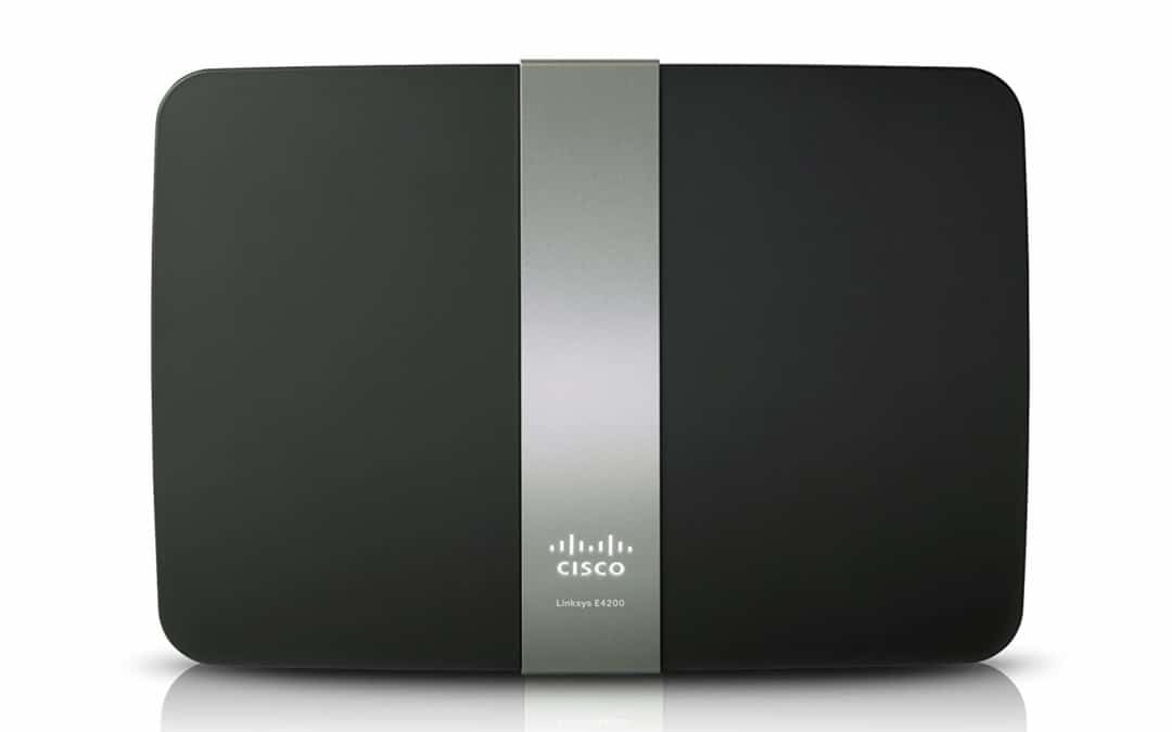 FTP Setup On E4200 Linksys Router