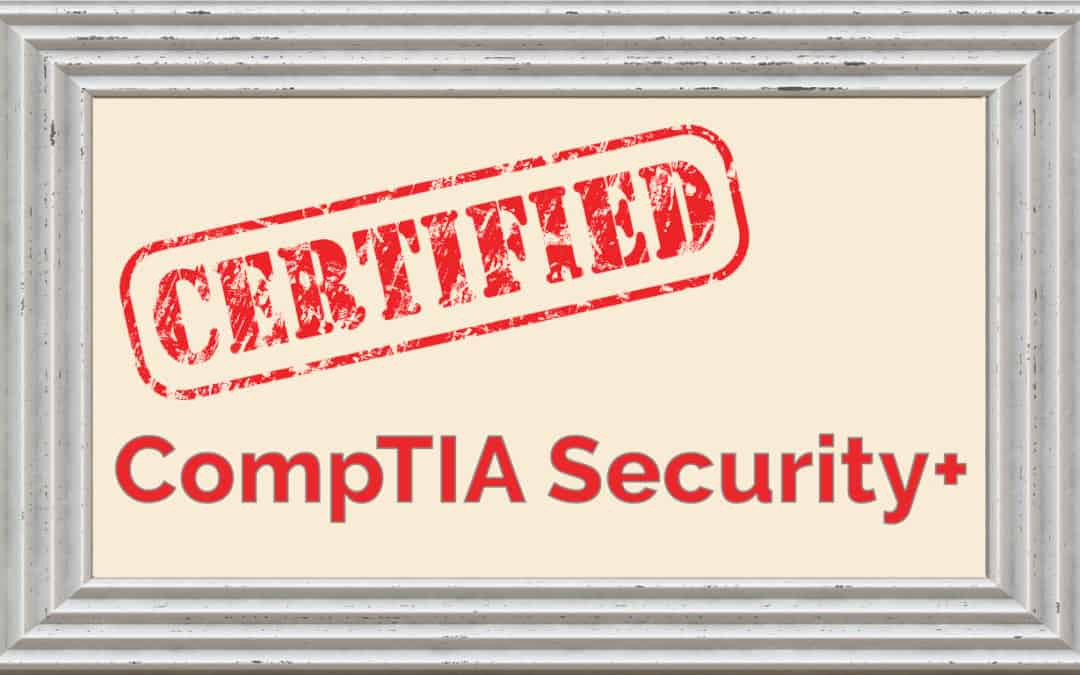 Just Passed CompTIA Security+ SY0-401 With Flying Colors