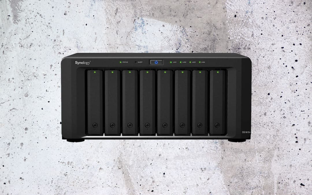 NAS Hard Drive Disappears From Synology Storage Pool