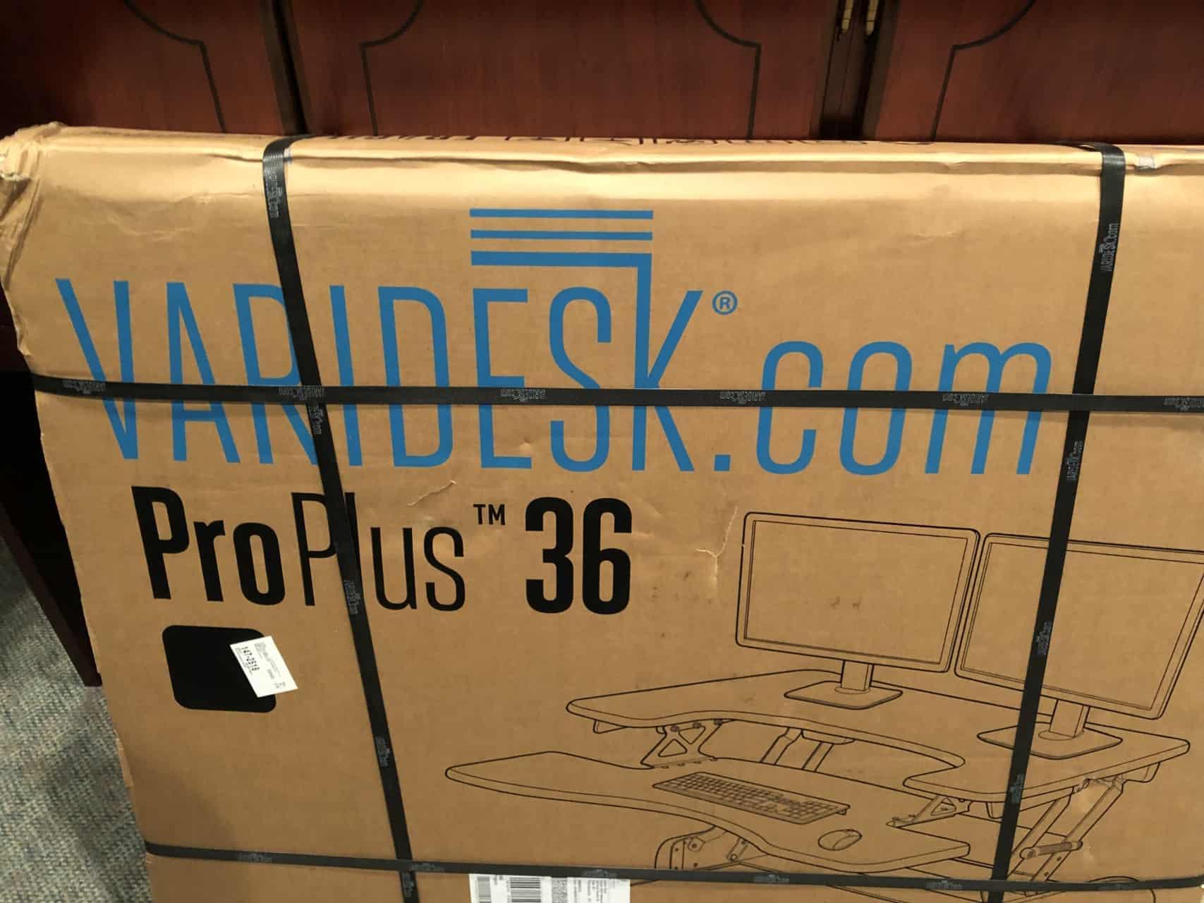 Varidesk ProPlus 36 Standing Desk