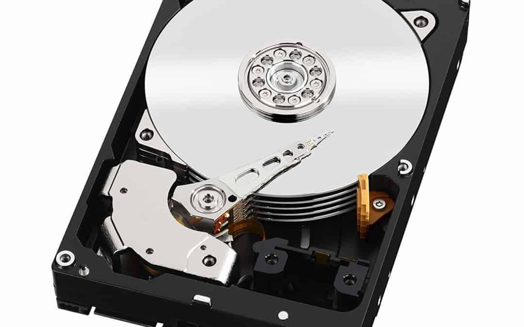 Western Digital Mechanical Hard Drive
